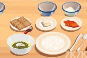 《制作金牌三明治》游戏画面4