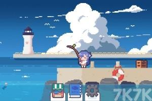 《奈奈米釣魚記》游戲畫面1