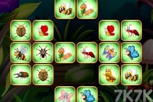 《消除昆虫》游戏画面2
