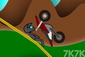 《摩托越野挑戰》游戲畫面2