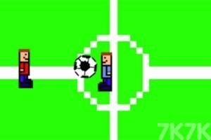 《1v1足球赛》游戏画面2