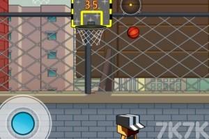 《街头投篮高手》游戏画面1