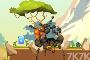 《丘陵越野》游戏画面4