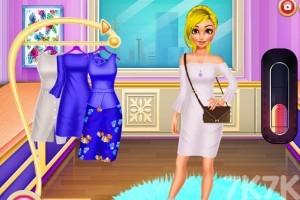 《装扮个性公主》游戏画面4