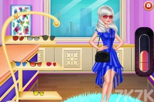 《装扮个性公主》游戏画面2