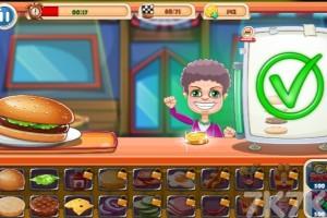 《顶级汉堡店》游戏画面2