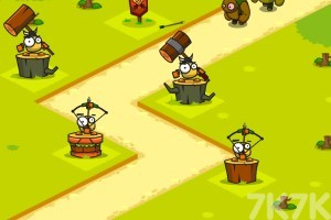 《驱逐海盗》游戏画面3