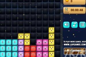 《可爱小熊方块》游戏画面1