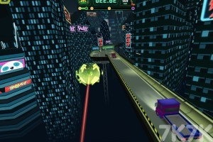 《忍者摩托车手》游戏画面3