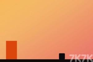 《受困的黑方块2》游戏画面1