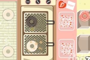 《草莓甜甜圈》游戏画面4