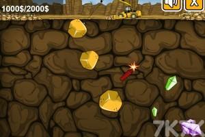 《黄金矿工挖掘机版》游戏画面2