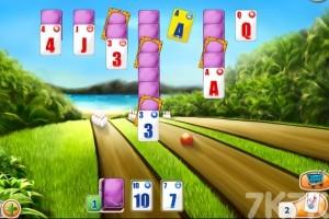 《保龄球纸牌》游戏画面3