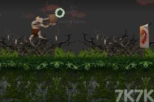 《勇夺龙之冠》游戏画面4