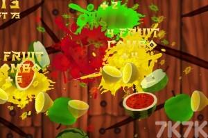 《无限切水果》游戏画面1