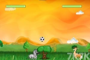 《动物足球》游戏画面4