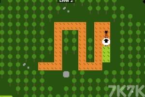 《推羊吃草》游戏画面2