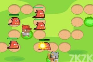《保卫熊家园》游戏画面3