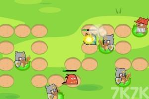 《保卫熊家园》游戏画面4