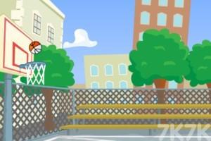《十球投篮》游戏画面4