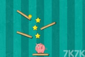 《小猪吃金币》游戏画面3