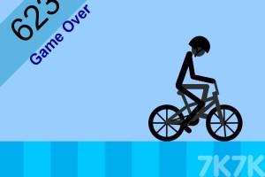 《技巧自行车挑战赛》游戏画面4