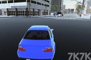 《城市自由行驶》游戏画面2
