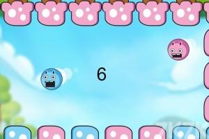 《双色小弹球》游戏画面3