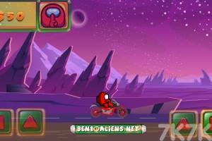 《太空人摩托驾驶》游戏画面4