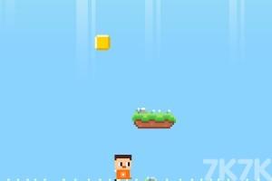 《像素小人跳跃》游戏画面2