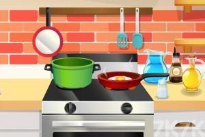 《制作韩式料理》游戏画面2