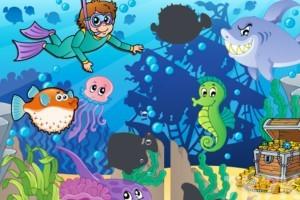 《简单海洋拼图》游戏画面3