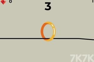 《圆环穿线》游戏画面4