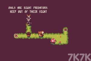 《松鼠推松果》游戏画面2