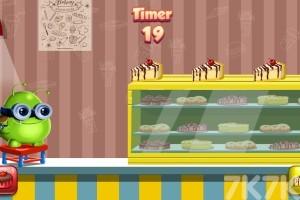 《波波吃蛋糕》游戏画面4