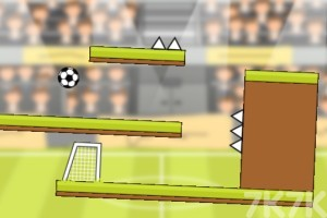 《斜坡足球》游戏画面3