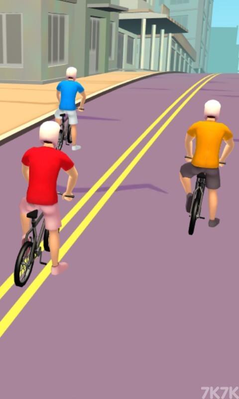 《街头狂飙竞速》游戏画面1