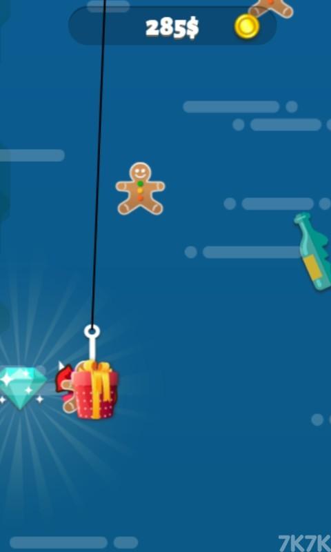 《圣诞钓鱼大师》游戏画面4