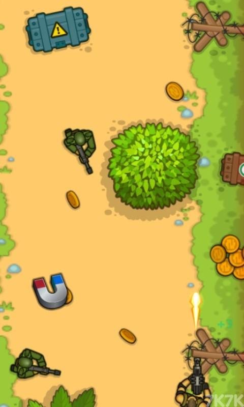 《狂暴的战士无敌版》游戏画面4