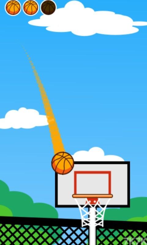 《扣篮入框》游戏画面2