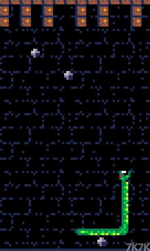 《像素贪吃蛇》游戏画面1