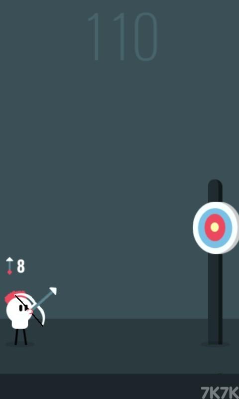 《橡皮人弓箭手》游戏画面2
