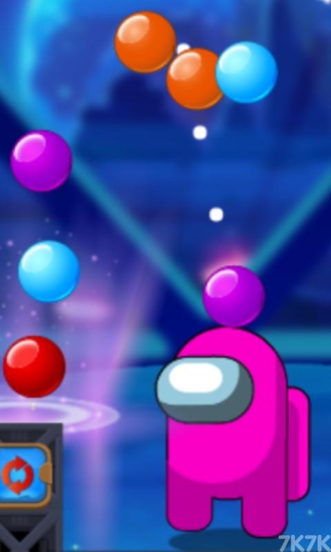 《太空泡泡泡》游戏画面3