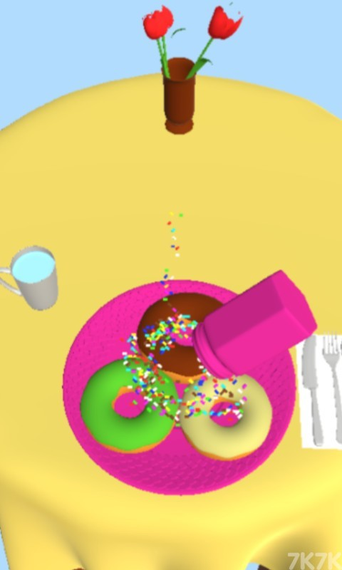 《楼下的早餐》游戏画面3