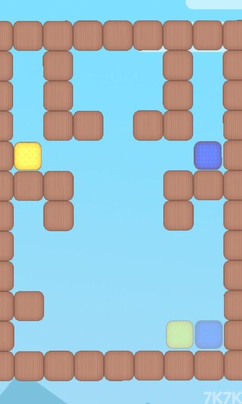 《旋转方块》游戏画面1