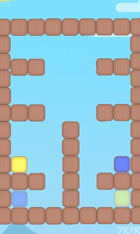 《旋转方块》游戏画面2