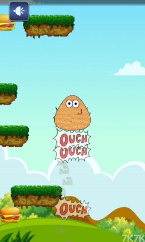 《跳跃吧!土豆》游戏画面1