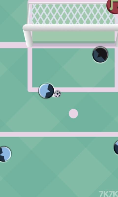 《指尖足球》游戏画面4
