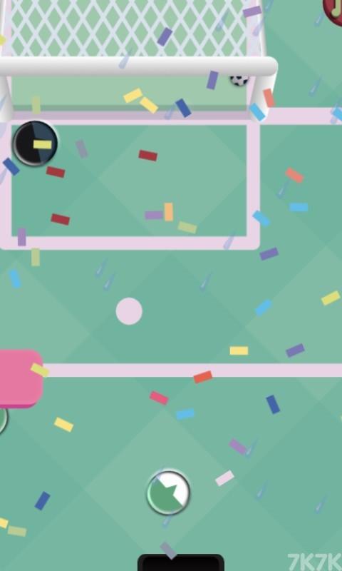 《指尖足球》游戏画面1