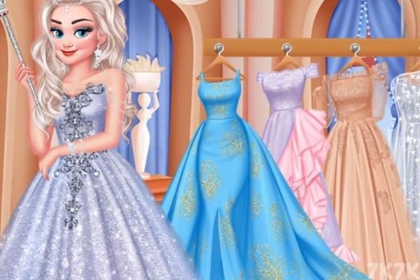 《女王的典礼》游戏画面4